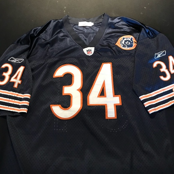 5861242f7 Chicago Bears Walter Payton jersey